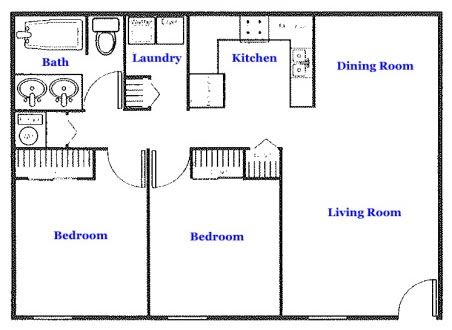 thumb washburn place apartments floorplan